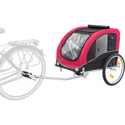 Trixie Bicycle trailer for dogs size L Transport