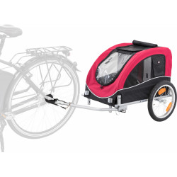 Trixie Bicycle trailer for dogs size M Transport
