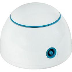 zolux Pompe à air igloo 100 blanc puissance 1.8 W débit max 96 L/H. pour aquarium. ZO-320750 Pompes à air
