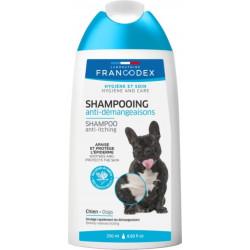 francodex Anti-Juckreiz-Shampoo für Hunde. 250 ml. FR-172449 Shampoo