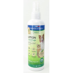 Francodex Insect repellent lotion for dogs and cats. 250 ml Spray antiparasitaire