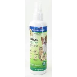 francodex Insektenabwehrlotion für Hunde und Katzen. 250 ml FR-175230 Antiparasitäre Katze