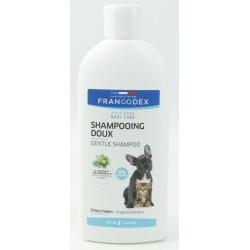 francodex Sanftes Shampoo für Welpen und Kätzchen. 200 ml. FR-172198 Schönheitsbehandlung