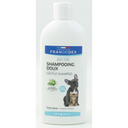 francodex Shampooing Doux Pour Chiots et Chatons. 200 ml. FR-172198 Soin beauté