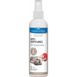 Francodex Anti-scratch spray for kittens and cats. 200 ml. Griffoirs