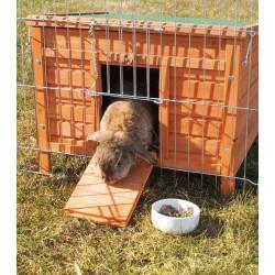 Trixie Lebensraum für Kleintiere . für Kaninchen . 60 x 47 x 50 cm TR-62392 Käfig