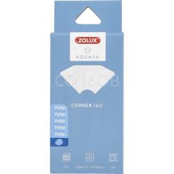ZO-330231 zolux Filtro para la bomba de esquina 160, filtro de CO 160 B perlón x 2. para el acuario. Medios filtrantes, acces...