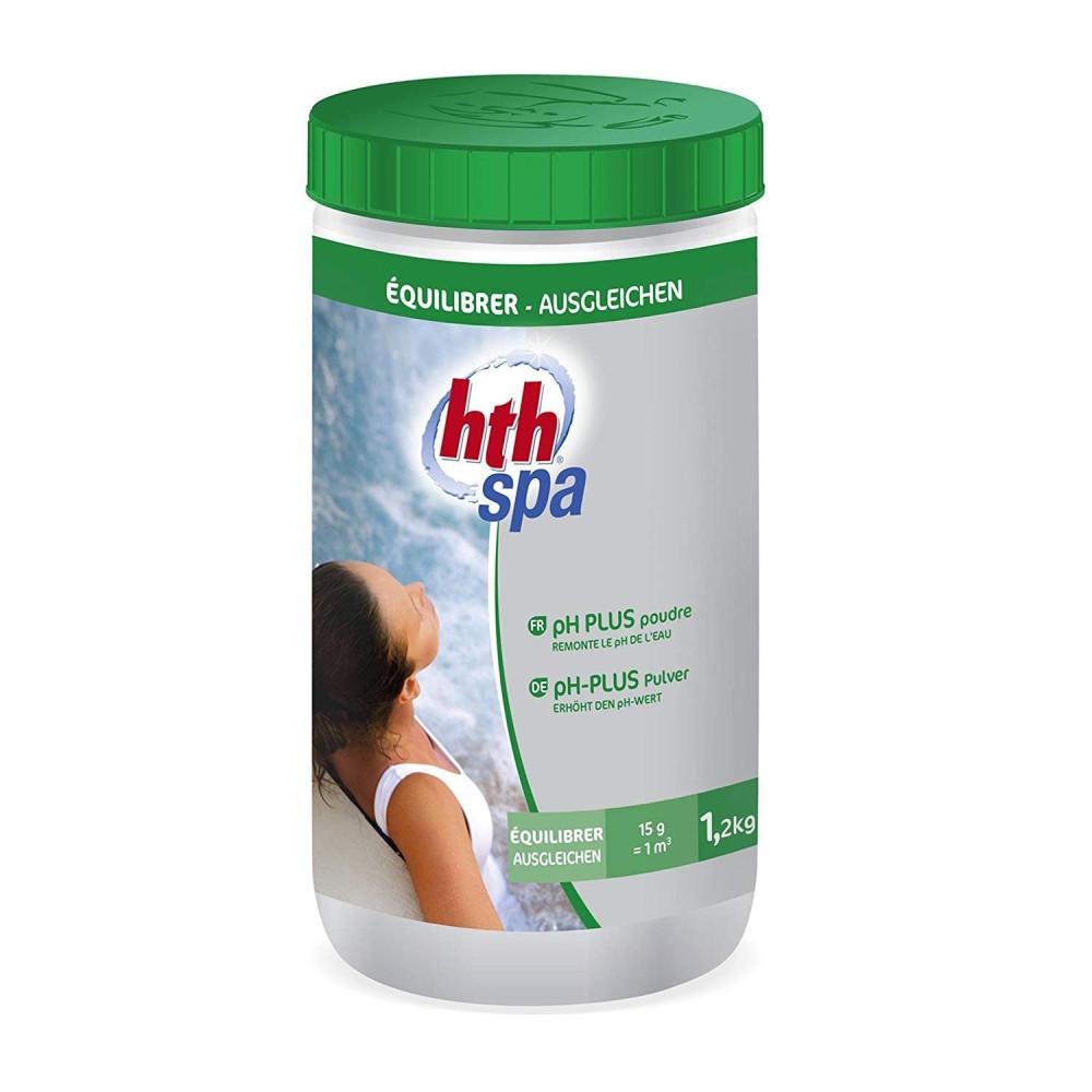 Ph plus poudre 1.2 kg Produit de traitement HTH SC-AWC-500-6578