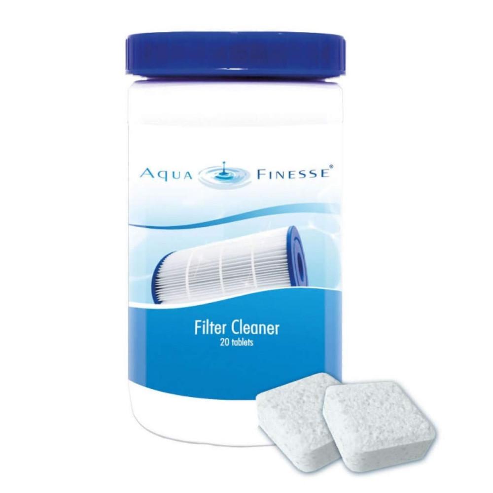 FILTER CLEAN - nettoyant filtre cartouche piscine et spa Filtration piscine AquaFinesse AQN-500-0065