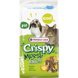 versele-laga High quality, high fibre, 400G rabbit food mix for dwarf rabbits Nourriture lapin