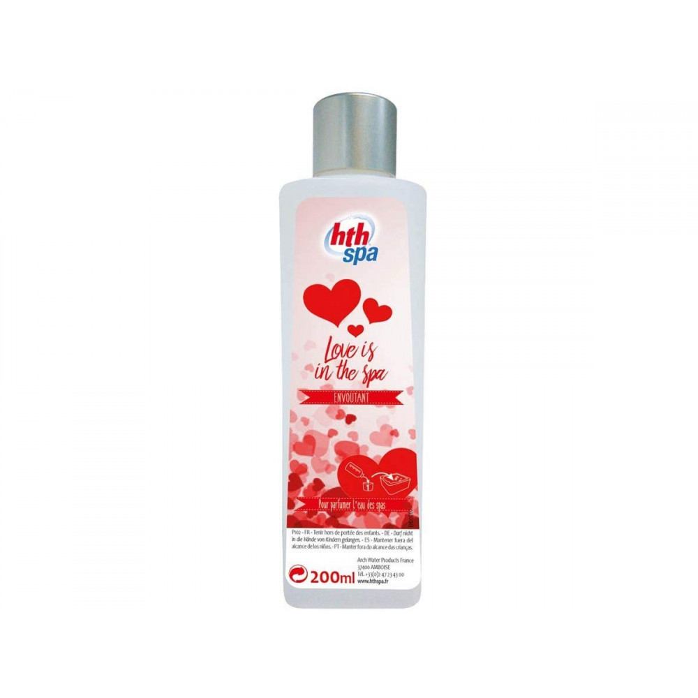 HTH Parfum pour spa 200 ml - Love is in the spa SC-AWC-500-8128 SPA