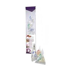 HTH 10 Parfüm-Berlingots - 4 verschiedene Geschmacksrichtungen für Ihr Spa SC-AWC-500-8063 SPA