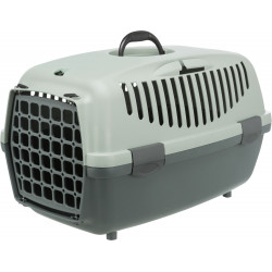 Trixie Box de transport Capri 1. XS: 32 x 31 x 48 cm. gamme Be Eco. TR-39805 Cage de transport