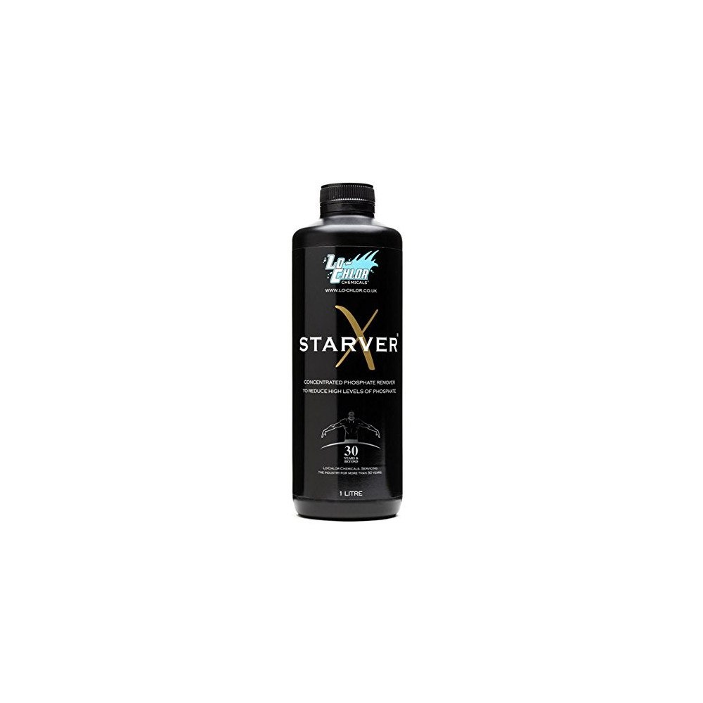 lo-chlor éliminer les phosphates spa et piscine 1 litre - Starver X SC-LCC-500-0561 SPA