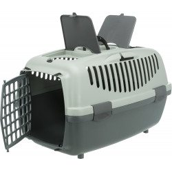 Trixie Box de transport Capri 2. XS-S: 37 x 34 x 55 cm. gamme Be Eco. TR-39806 Cage de transport