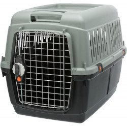 Trixie Box de transport Giona 4. taille S-M. 50 x 51 x 70 cm. pour chien. BE ECO. TR-39892 Transport