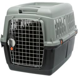Trixie Giona-Transportkiste, Format S-M. 50 x 51 x 70 cm, für Hund. BE ECO. TR-39892 Verkehr