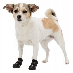Trixie TR-19460 Bottes de protection Walker Active. Taille: XS. pour chien. Botte et chaussette