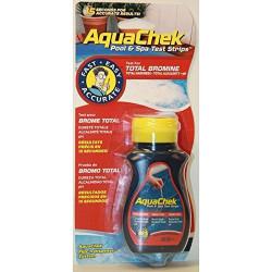 Aquachek Testeur 4 en 1 br+ph+alca+th Analyse piscine aquachek AQC-470-0006