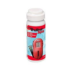 aquachek SC-AQC-470-0033 Digital test strip reader refill Aquachek Tru Test special spa 50 test strips Pool analysis