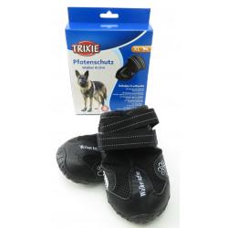 Trixie TR-19467 Walker Active safety boots. Size: XL. for dog. Botte et chaussette