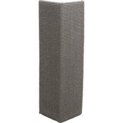 TR-43160 Trixie Rascador XXL para paredes y esquinas. Dimensiones: 38 × 75 cm. gris para los gatos Griffoirs