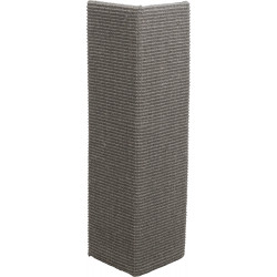Trixie TR-43160 XXL scraper for walls and corners. Dimensions: 38 × 75 cm. grey for cats Griffoirs