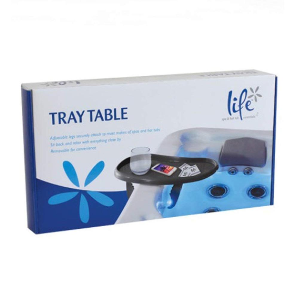 Bar à clipser sur le rebord de votre spa ou jacouzzi Accessoire pour spa LIFE SC-PSY-850-0016