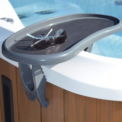 LIFE Bar à clipser sur le rebord de votre spa ou jacouzzi SC-PSY-850-0016 Accessoire pour spa