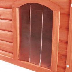 Trixie Porte plastique pour les niches article: 39553- 39563. pour chien Niche pour chien