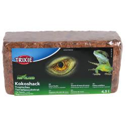 Trixie Copeaux de noix de coco 4.5 L TR-76150 Substrats