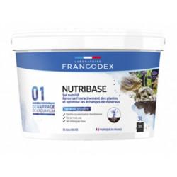 francodex Nutribase Nährboden 3 Liter. Eimer für Aquarium. FR-173630 Böden, Substrate, Substrate, Substrate