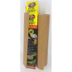 zolux ZO-387918 Tapis pour terrarium 30 x 76 cm.   100 % produit recyclées. Substrates