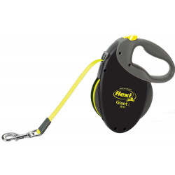 Flexi ZO-464248 Flexi Neon GIANT L strap 8 meters. leash for dog max 50 kg. dog leash
