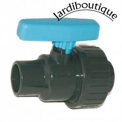 Plimex Single Union Ball Valve 40 mm diameter Plimat SO-VSU40 Pool Valve