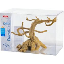 zolux Dekorsatz Idro-Wurzel n° 3. Abmessung 28,5 x 18 x Höhe 19,5 cm. für Aquarium. ZO-352168 Dekoration und Sonstiges