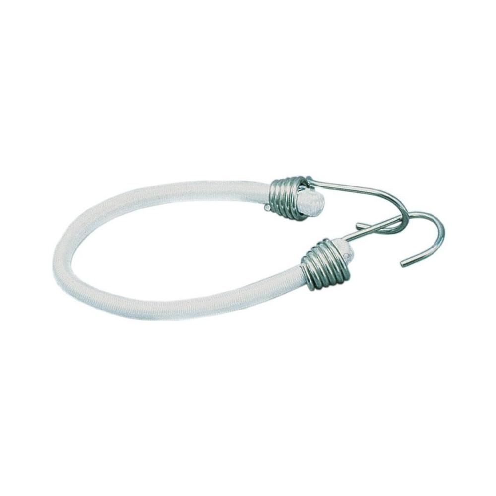 SC-JOU-700-0002 Joubert Cuerdas elásticas para piscina, 60 cm, color beige con punta de hierro. Invernación en piscina