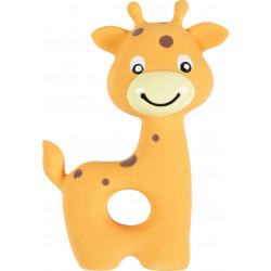 Brinquedo de látex PUPPY Girafa. 10 cm. para cachorros. ZO-479336 Cachorrinho