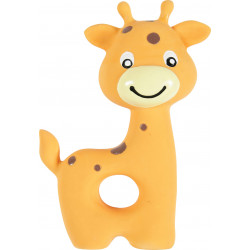 zolux Latex-Spielzeug PUPPY Giraffe. 10 cm. für Welpen. ZO-479336 Jouets à mâcher