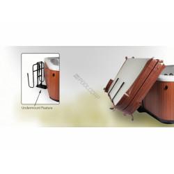 Covervalet Lève-couverture de spa pour spa Cover Caddy cvv-850-0003 produit de traitement SPA