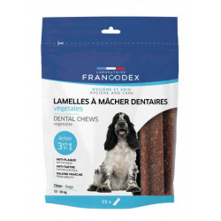 Francodex Chewing Slices 350g for Dogs Nourriture