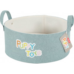 zolux ZO-409720 Puppy toy basket. ø 30 cm. Height 14 cm. Puppy