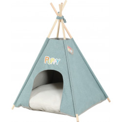 zolux ZO-409719 PUPPY tepee. 50 x 50 cm. x height 70 cm. for puppy. Puppy