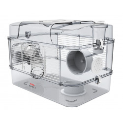 zolux Cage rody 3 solo Blanche. taille : 41 x 27 x 28 cm. pour petit rongeur Cage
