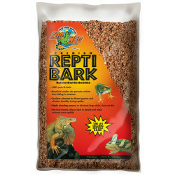 Flamingo ZO-387508 ground cover bark zoo med reptibark 1.6 kg for reptiles Substrates