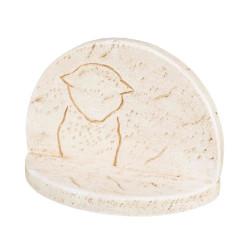 Trixie TR-38410 Commemorative stones with cat outline. 16 × 12 × 7 cm Chat