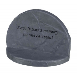 Trixie TR-38411 Love memorial stone. 16 x 12 x 7 cm Chat