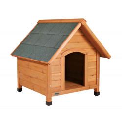 Trixie Niche Cottage. S-M. 71 × 77 × 76 cm. pour chiens type Sheltie. Niche pour chien