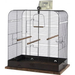 zolux Cage RETRO MADELEINE. 37.5 x 57 x height 62 cm. for birds. Cages, aviaries, nest boxes
