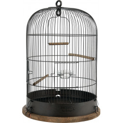 zolux RETRO LIST CAGE. ø 38 cm x height 55 cm. for birds. Cages, aviaries, nest boxes